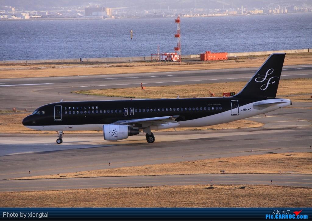 Re:[原创]日本·关西国际空港(KIX/RJBB) AIRBUS A320-214 JA04MC Japan KANSAI INTL