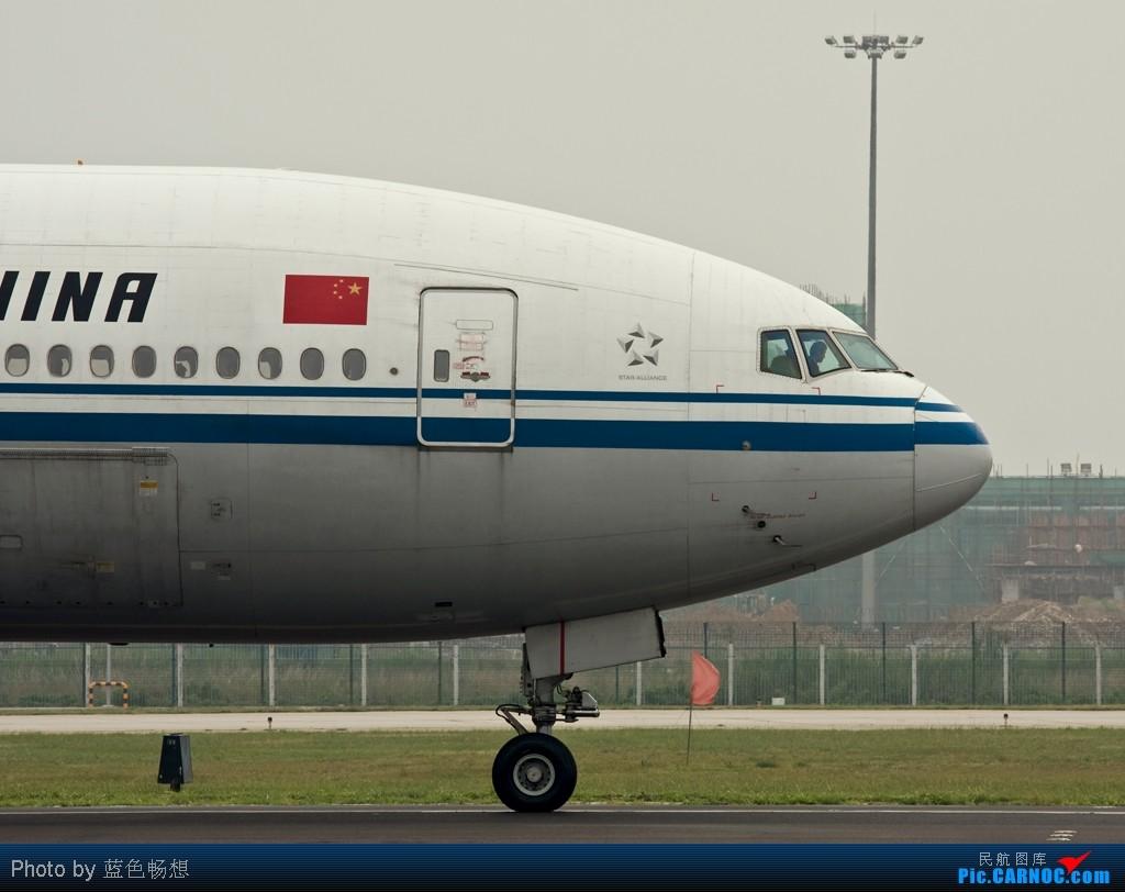 Re:[原创]<绝世痴飞>既然有人喜欢777的震撼,那就让我们一起来震撼一下下! BOEING 777-200 B-2063 中国北京首都机场