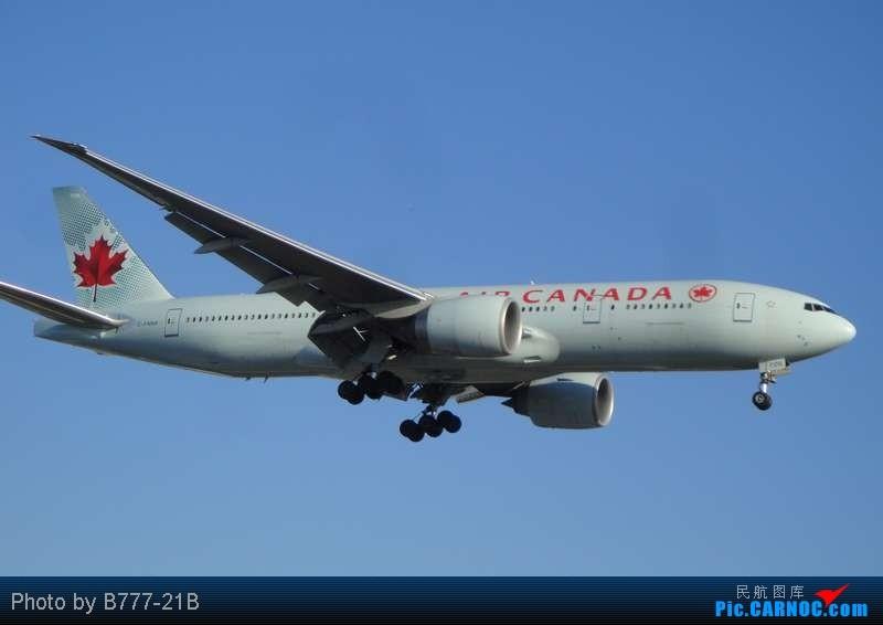 Re:[原创]第二次在多倫多23頭打機.... 收獲不錯!有A380 大猩猩 LOT BOEING 777-233LR C-FNNH Canada TORONTO PEARSON