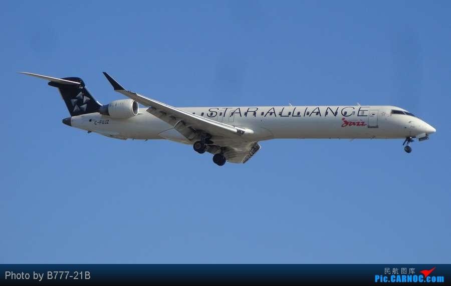 Re:[原创]第二次在多倫多23頭打機.... 收獲不錯!有A380 大猩猩 LOT CRJ 705ER C-FUJZ Canada TORONTO PEARSON