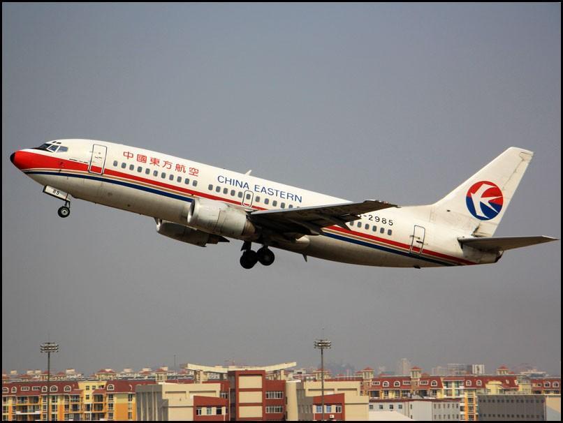 Re:[原创]昆明图——老地方,起飞照 BOEING 737-300 B-2985 KMG