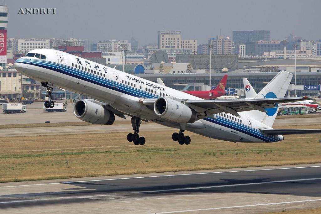 [原创][ANDREI]有朋自远方来——不过这次是要感谢某周的人品! BOEING 757-200 B-2869 中国昆明巫家坝机场