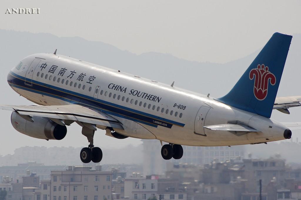 Re:[原创][ANDREI]有朋自远方来——不过这次是要感谢某周的人品! AIRBUS A319-100 B-6019 中国昆明巫家坝机场