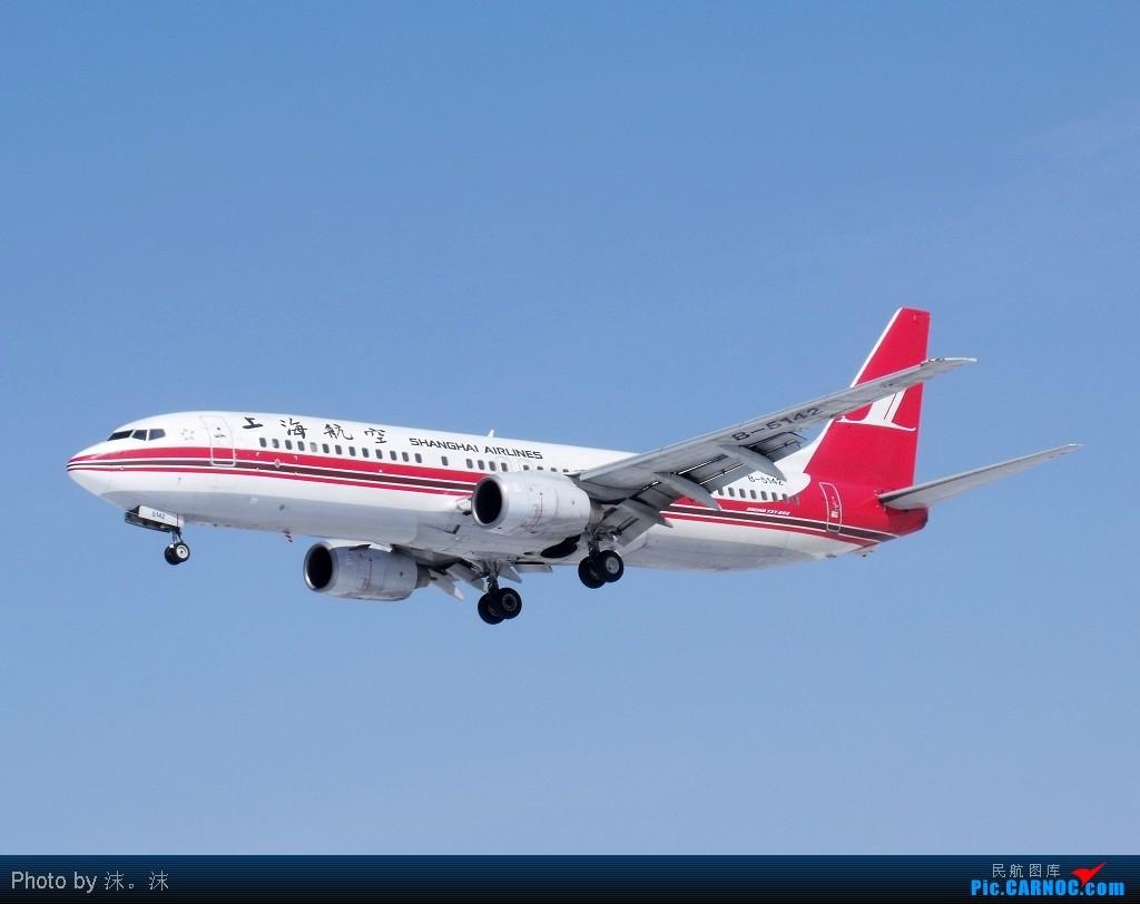 Re:[原创]雪后、蓝天、白云——周末桃仙作业 BOEING 737-800 B-5142 中国沈阳桃仙机场