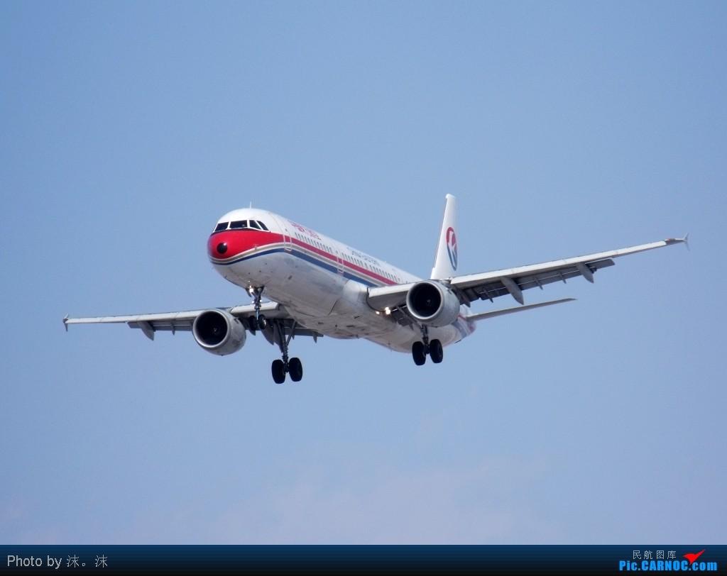 Re:[原创]雪后、蓝天、白云——周末桃仙作业 AIRBUS A321-200  中国沈阳桃仙机场