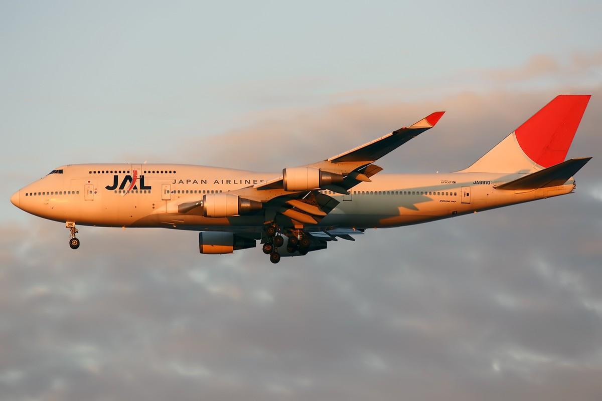 Re:[原创]【TSN飞友会】***升到747级了,咱这个帖子就只发珍藏的747*** BOEING B747-446 JA8910 日本东京成田国际机场