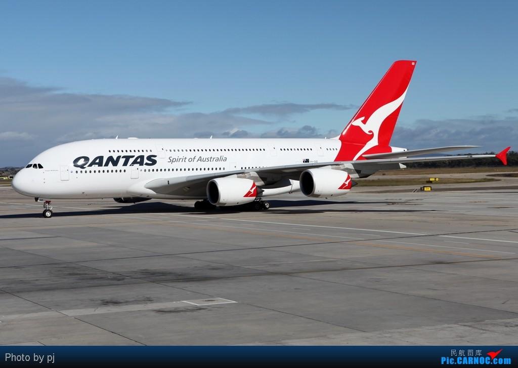 Re:[原创]澳洲航空A380客机 AIRBUS A380 VH-OQD Australia MELBOURNE TULAMARINE