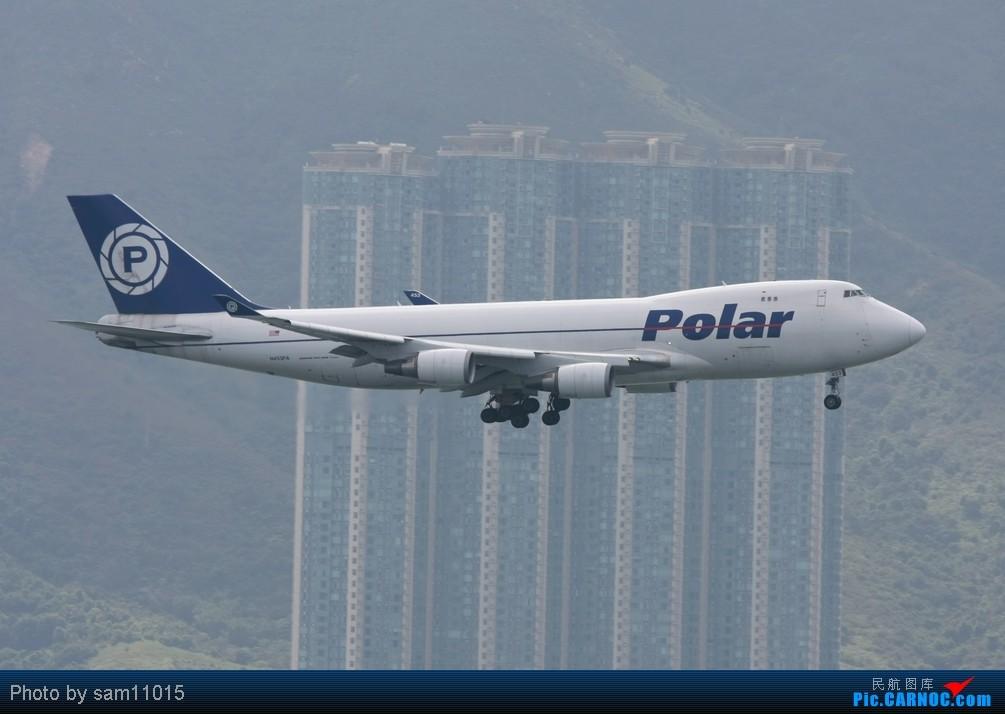 Re:[原创]【TSN飞友会】***升到747级了,咱这个帖子就只发珍藏的747*** BOEING 747-46NF(SCD) N453PA 中国香港赤鱲角国际机场