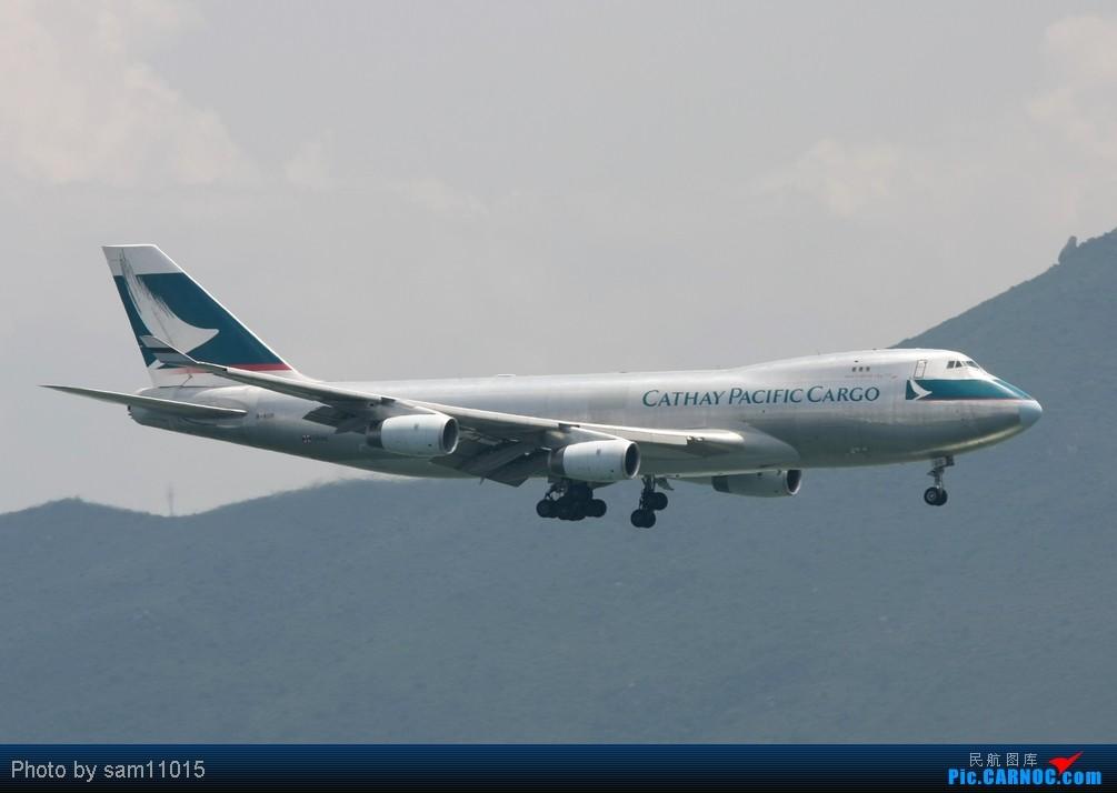 Re:[原创]【TSN飞友会】***升到747级了,咱这个帖子就只发珍藏的747*** BOEING 747-467F(SCD) B-HUO 中国香港赤鱲角国际机场