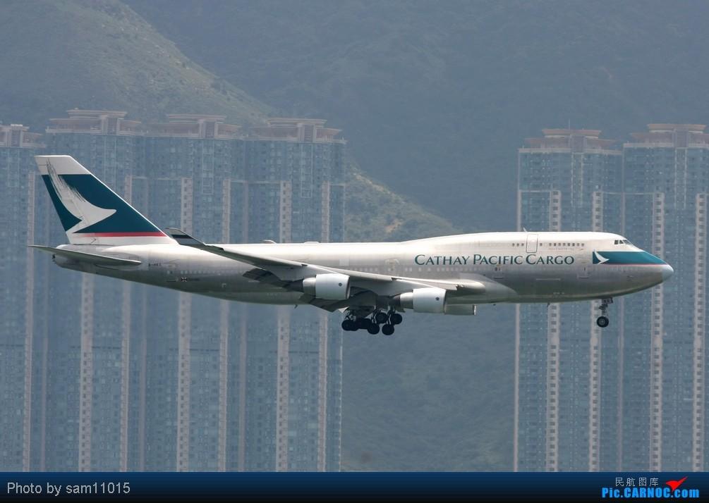 Re:[原创]【TSN飞友会】***升到747级了,咱这个帖子就只发珍藏的747*** BOEING 747-412(BCF) B-HKS 中国香港赤鱲角国际机场