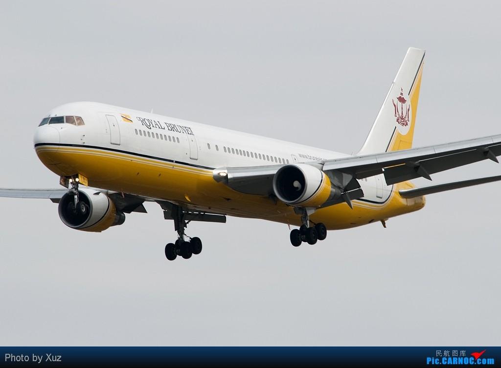 Re:[原创]浦东拍机两日 BOEING 767-300 V8-RBJ 中国上海浦东机场