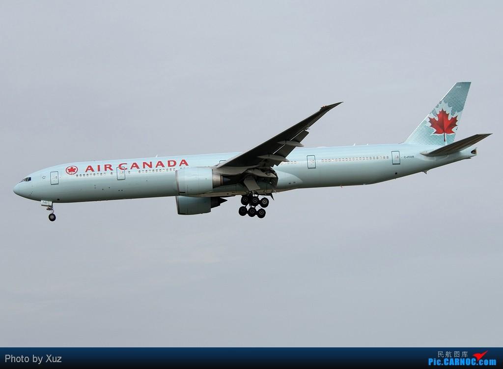 Re:[原创]浦东拍机两日 BOEING 777-300 C-FIVR 中国上海浦东机场