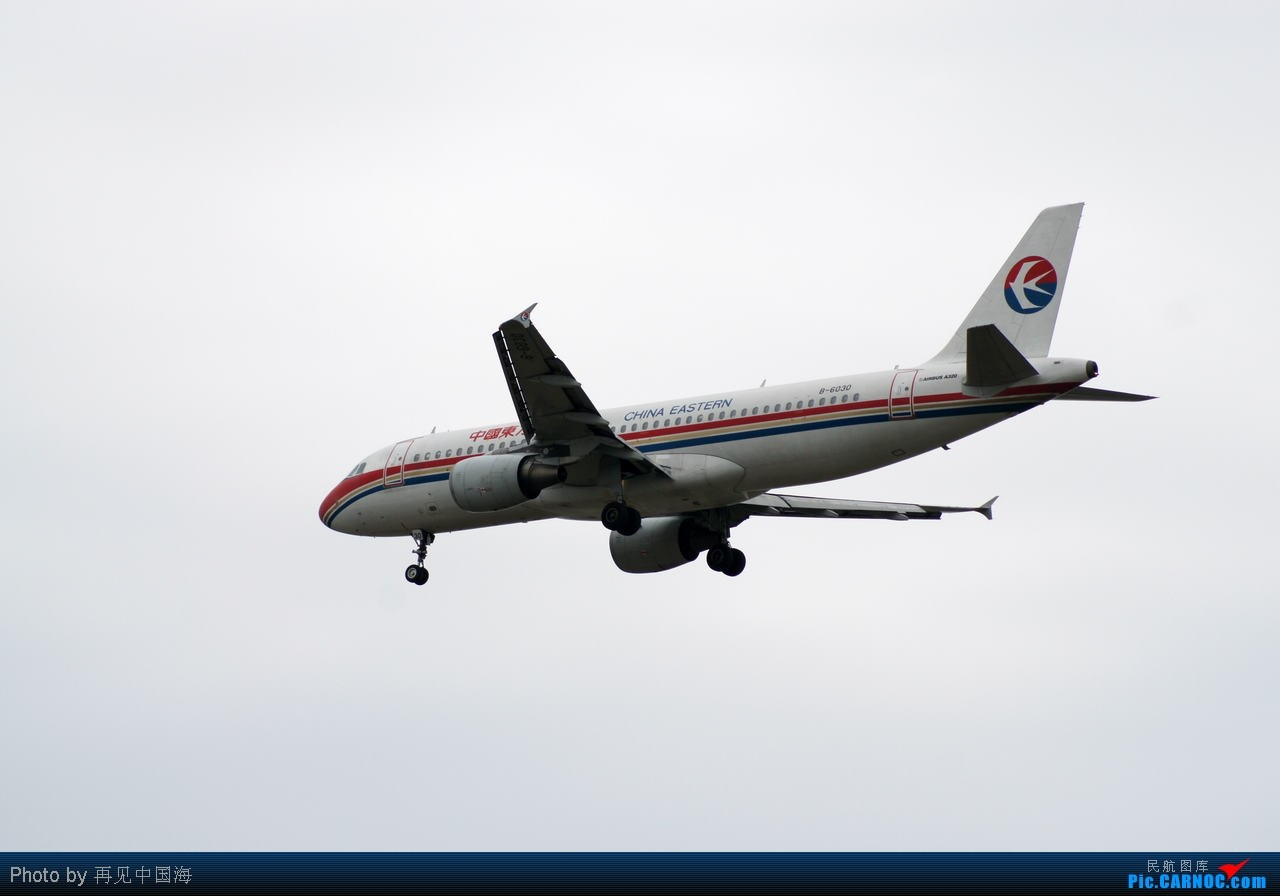 Re:[原创]W 边走边拍机(初次拍机) 海天三路站是个好地方 A网上叫stevenxi的A网的DAVID叫你回上海吃饭了 AIRBUS A320-200 B-6030 中国上海浦东机场