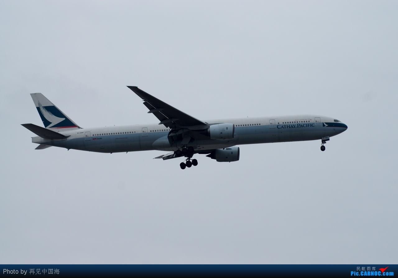 Re:[原创]W 边走边拍机(初次拍机) 海天三路站是个好地方 A网上叫stevenxi的A网的DAVID叫你回上海吃饭了 BOEING 777-367 B-HNK 中国上海浦东机场