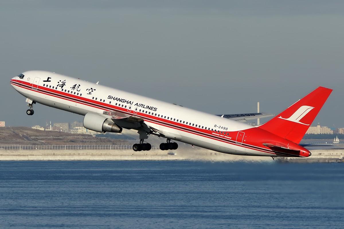 Re:[原创]团结的力量最大!看看合并后的队伍是怎样的----------------上海帮 BOEING 767-36D B-2498 Japan TOKYO HANEDA