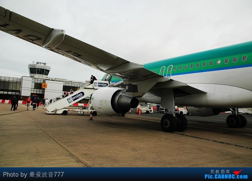 Re:[原创]AERLINGUS24小时往返,LHR-BFS-LHR,初次体验欧洲廉价航空 AIRBUS A320  Great Britain (UK) BELFAST INTL