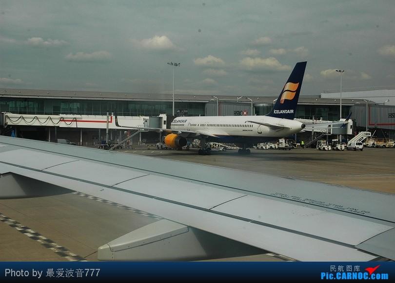 Re:[原创]AERLINGUS24小时往返,LHR-BFS-LHR,初次体验欧洲廉价航空 BOEING 757-200 B- Great Britain (UK) LONDON HEATHROW