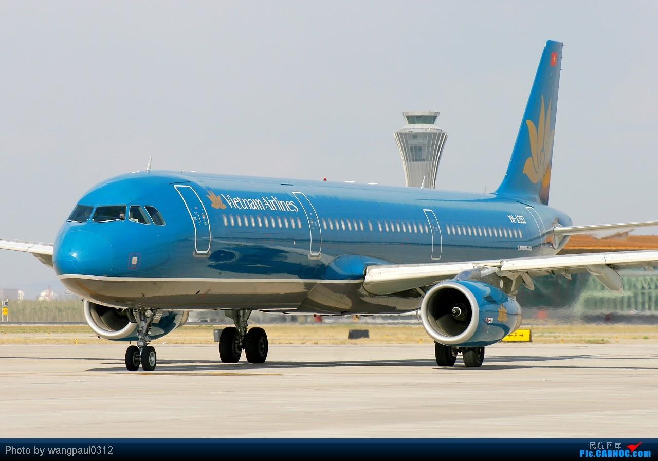 Re:[原创]它的眼睛就像一只雄鹰傲视群雄----北京车展开幕在即,欧洲展商聚首北京 AIRBUS A321-231 VN-A352 北京首都国际机场