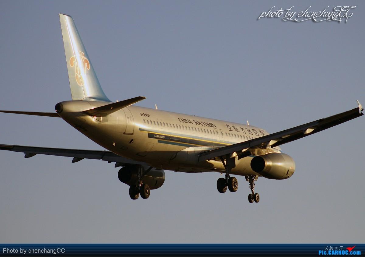 Re:[原创]【chenchangCC】KMG起起落落 AIRBUS A320-200 B-2405 昆明巫家坝