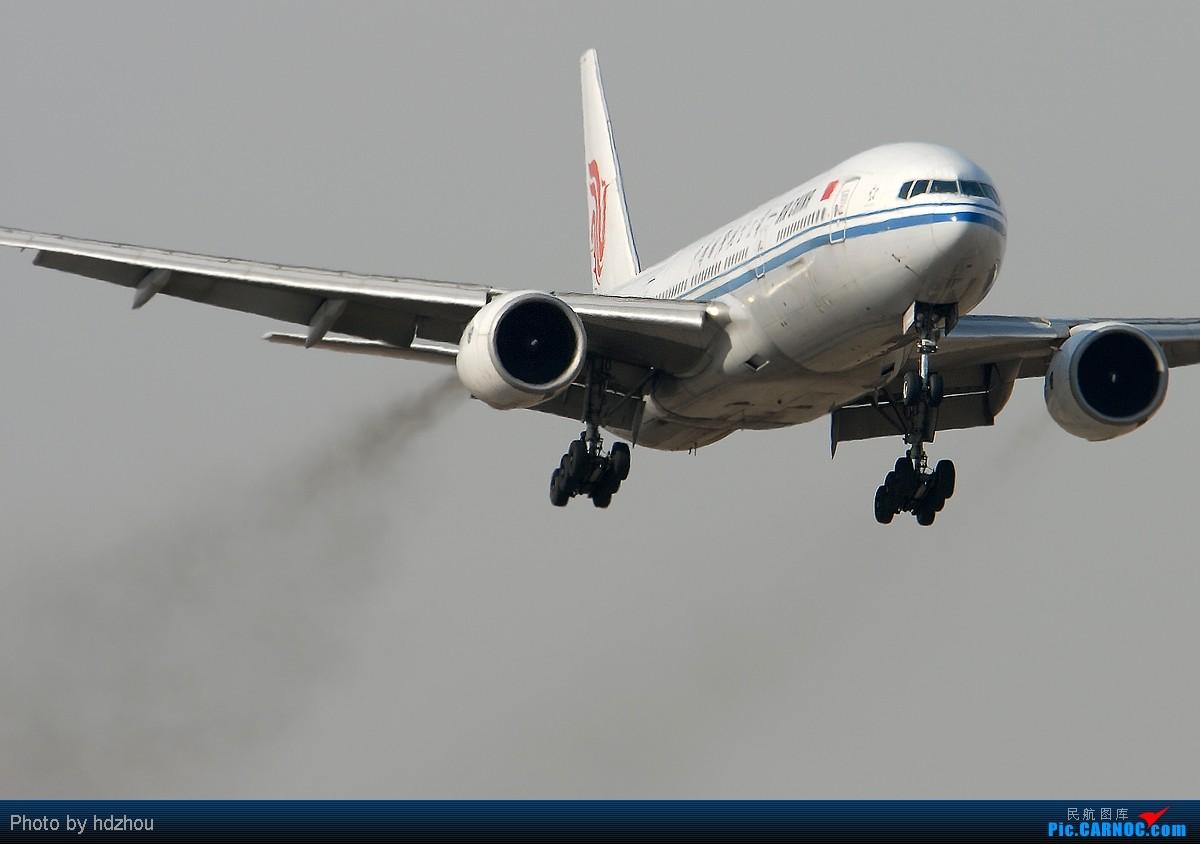 Re:[原创][CASG]五一了,发个帖阐述下最近两个月的拍机情况以及爆一个论坛元老级的潜水员! BOEING 777-200 B-2065 中国北京首都机场  飞友