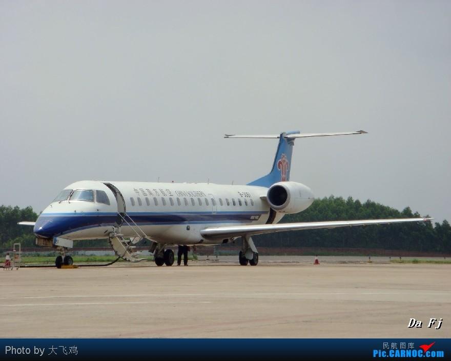 erj-145 注册号: b-3061 所属公司: 中国南方航空股份有限公司 种类