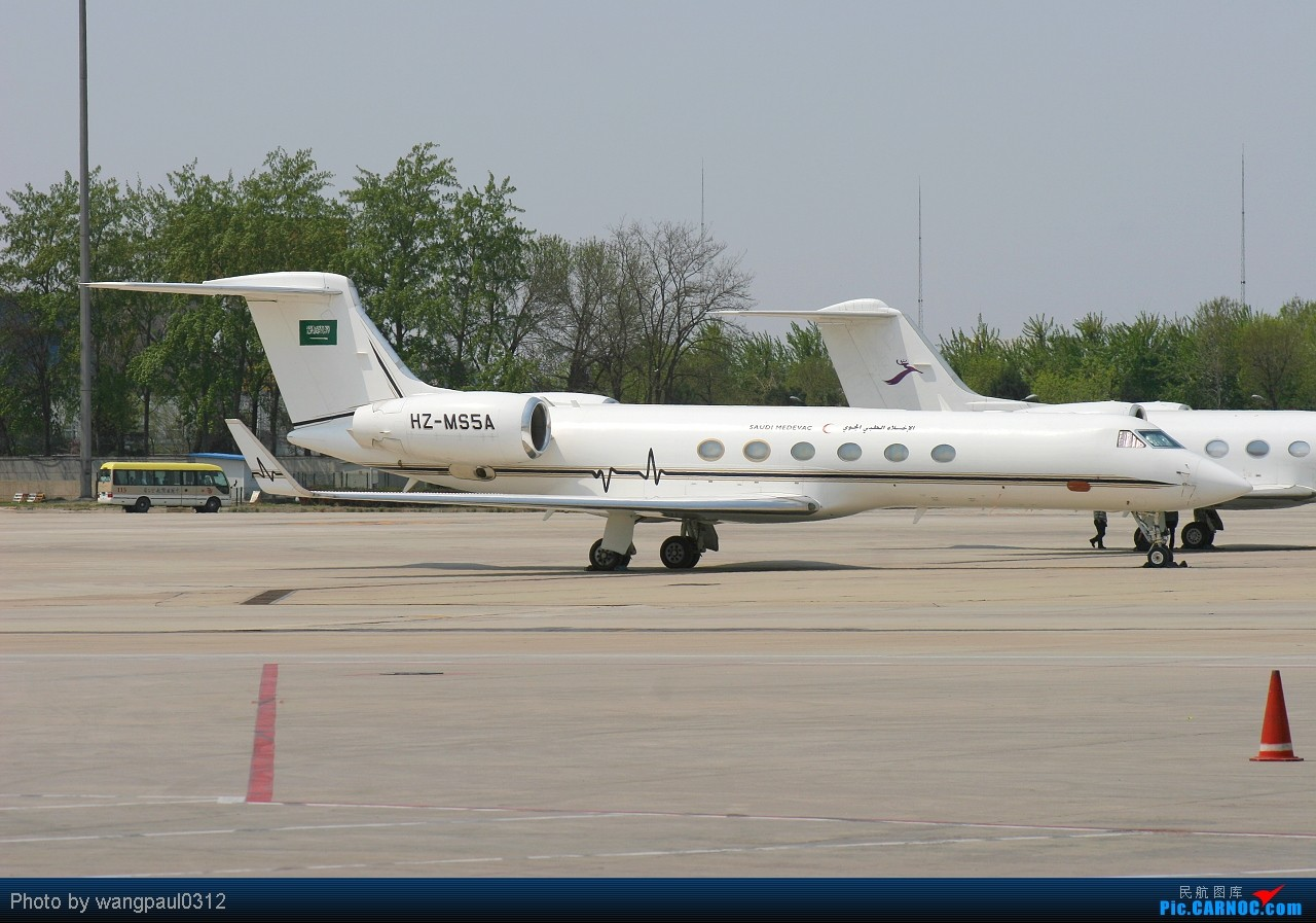 Re:[原创]虽然我本人对匈牙利裔法国总统尼古拉·萨科齐很不感冒,但是他所乘坐的飞机还是依旧喜欢 GULFSTREAM G-V HZ-MS5A 北京首都国际机场