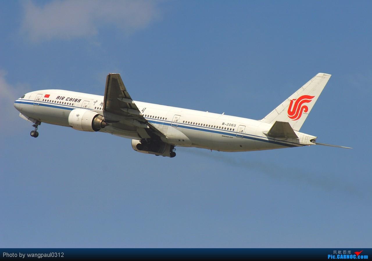 Re:[原创]◇◆◇◆白天逮到夜猫子----阿斯塔纳航空公司◇◆◇◆ BOEING 777-200 B-2065 北京首都国际机场