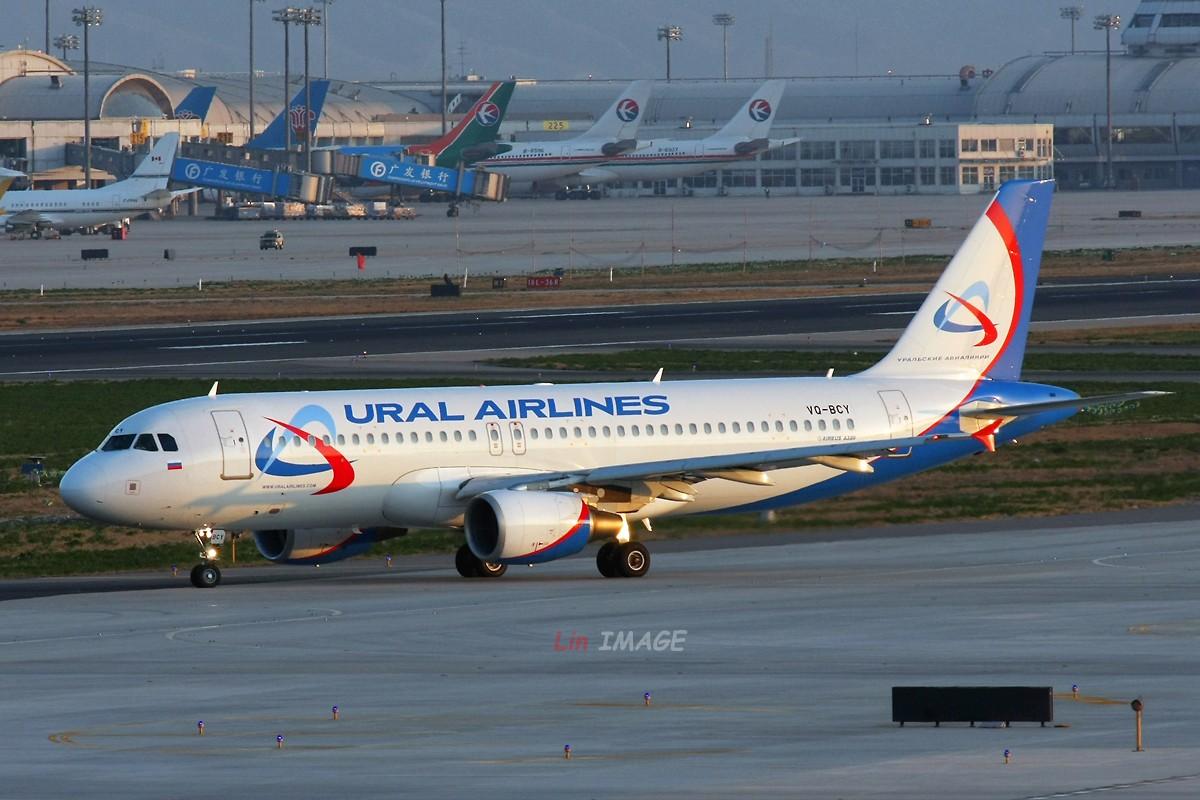 Re:[原创]【BLDDQ】<老林制造>卧听晚风撕春劲,道是无情却有晴 AIRBUS A320 VQ-BCY 中国北京首都机场