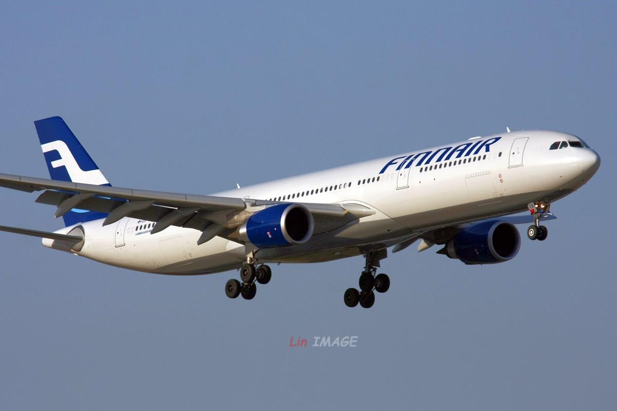 Re:[原创]【BLDDQ】<老林制造>卧听晚风撕春劲,道是无情却有晴 AIRBUS A330-300 OH-LTR 中国北京首都机场
