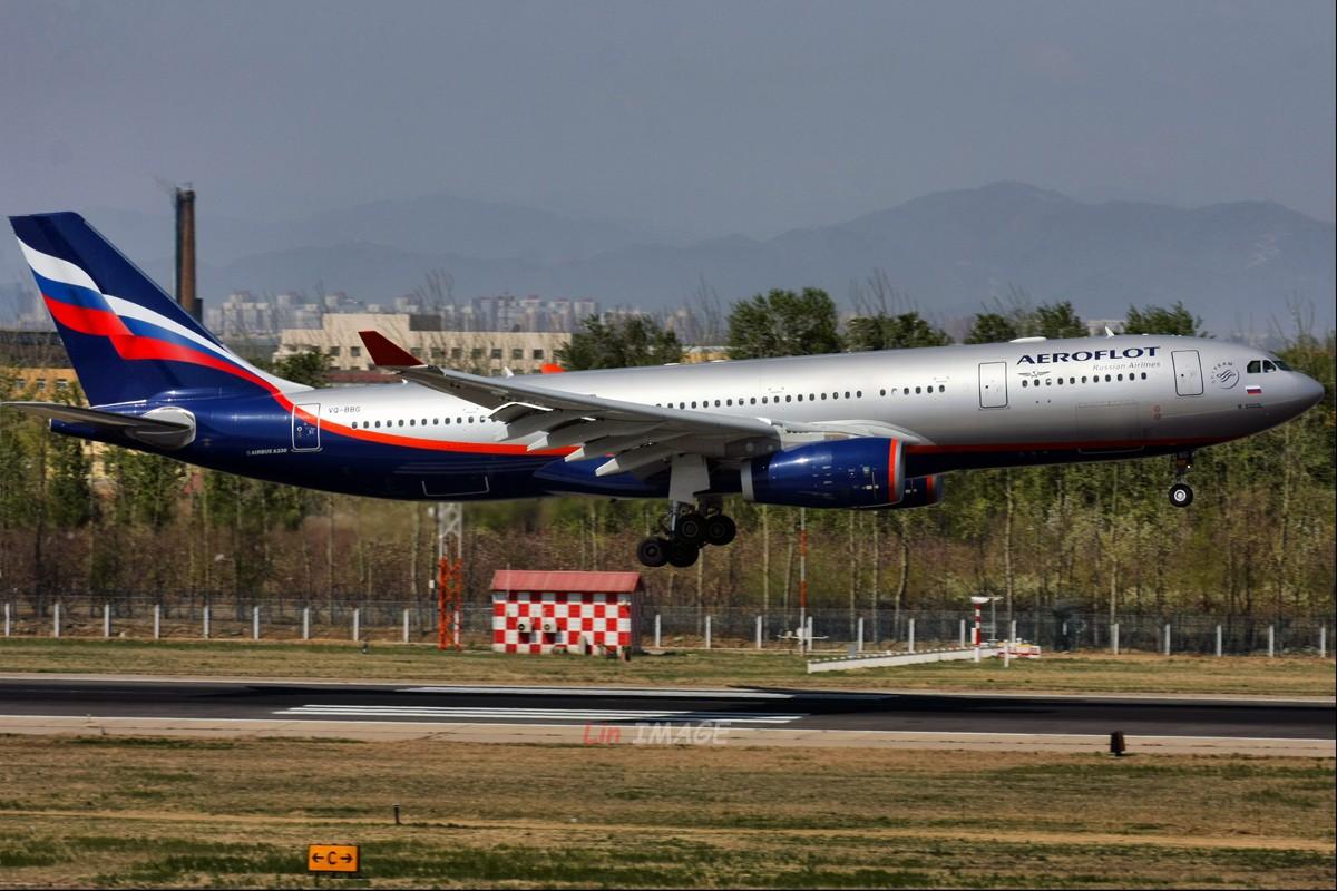 Re:[原创]【BLDDQ】<老林制造>卧听晚风撕春劲,道是无情却有晴 AIRBUS A330-200 VQ-BBG 中国北京首都机场