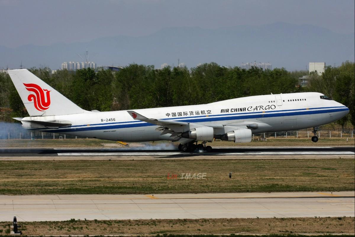 Re:[原创]【BLDDQ】<老林制造>卧听晚风撕春劲,道是无情却有晴 BOEING 747-400 B-2456 中国北京首都机场