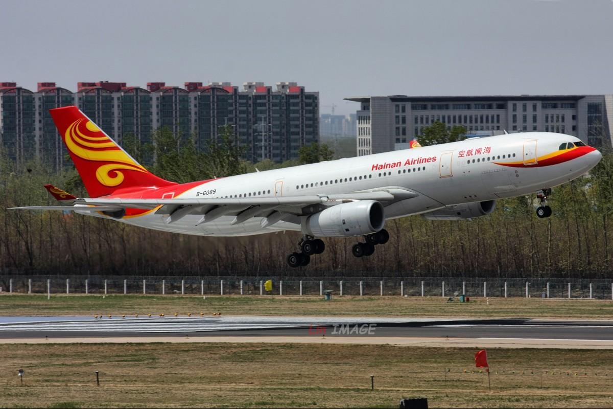 Re:[原创]【BLDDQ】<老林制造>卧听晚风撕春劲,道是无情却有晴 AIRBUS A330-200 B-6089 中国北京首都机场