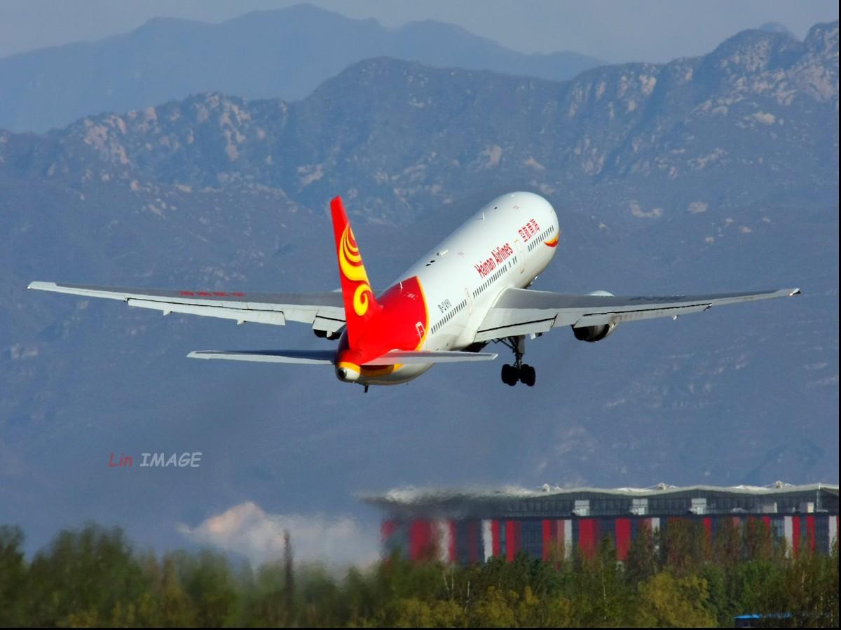 Re:[原创]【BLDDQ】<老林制造>卧听晚风撕春劲,道是无情却有晴 BOEING 767-300 B-2491 中国北京首都机场