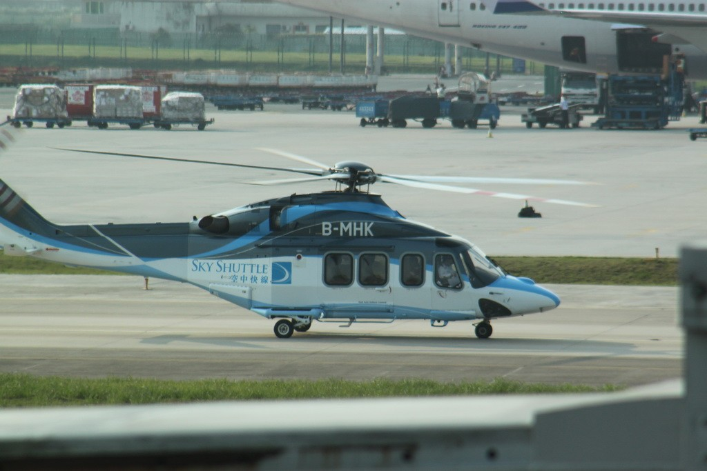 Re:[原创]5月2号在宝安机场拍到的几架飞机 UNKOWN B-MHK 中国深圳宝安机场