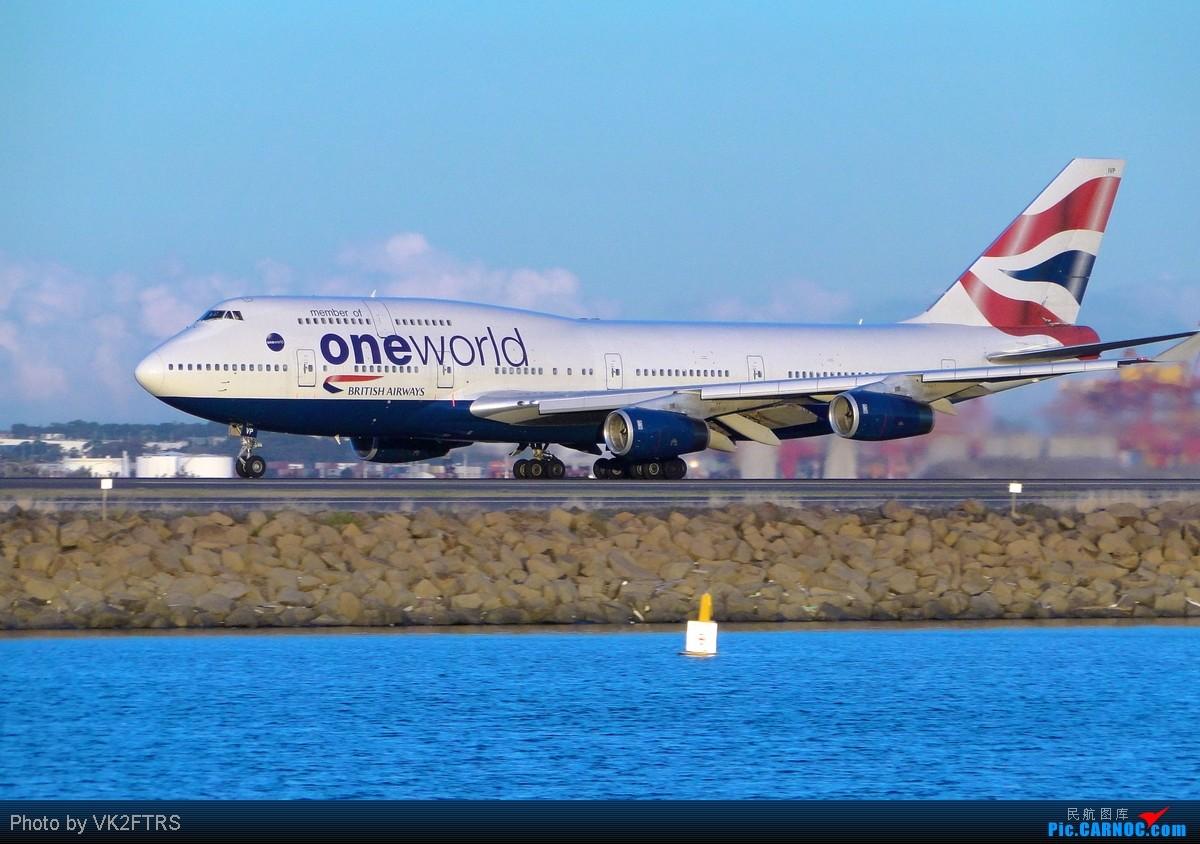 Re:[原创]第一弹,大飞机的聚会!五月飞友们的悉尼(SYD/YSSY)! BOEING 747-400  SYD/YSSY