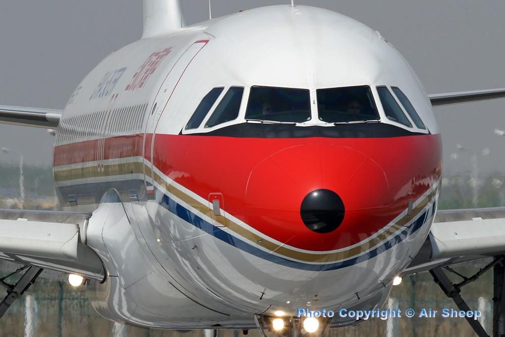 Re:[原创]飘在北京~~ AIRBUS A320-200 B-6375 中国北京首都机场