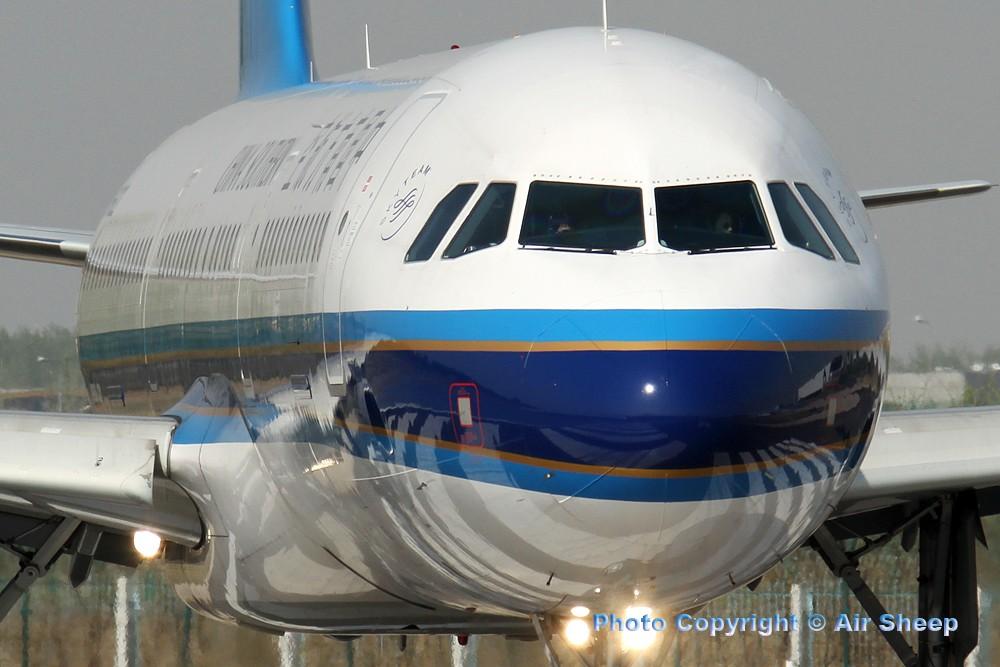 Re:[原创]飘在北京~~ AIRBUS A321-200 B-6622 中国北京首都机场