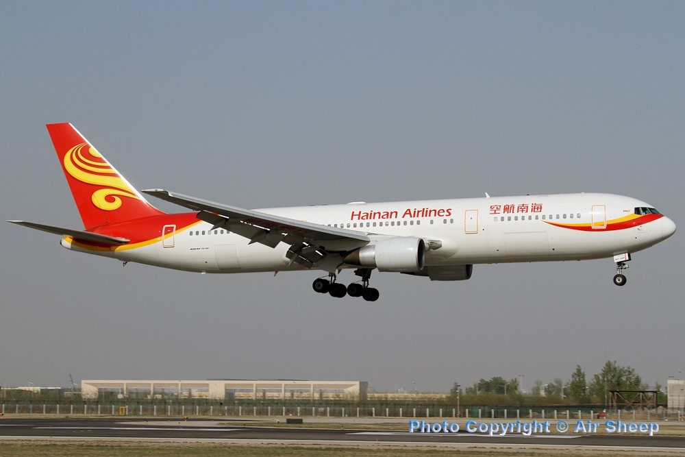 Re:[原创]飘在北京~~ BOEING 767-300 B-2490 中国北京首都机场