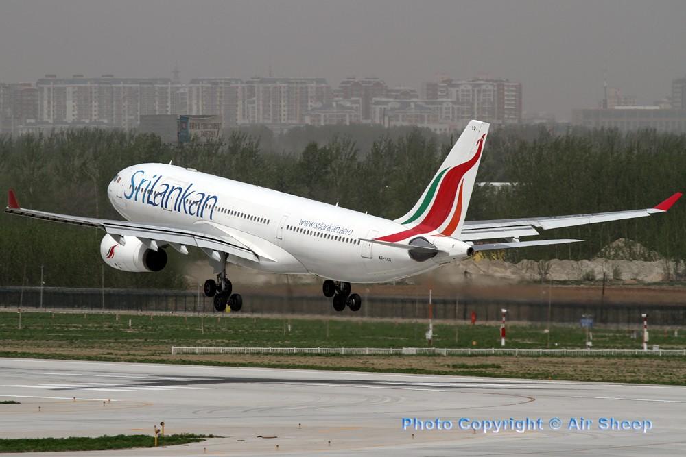 Re:[原创]飘在北京~~ AIRBUS A330-200 AR-ALD 中国北京首都机场