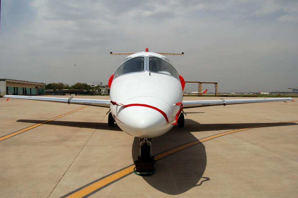 Re:[原创]来自TSN--5.13两架好飞机。 BEECH 400A B-3905 中国天津滨海机场