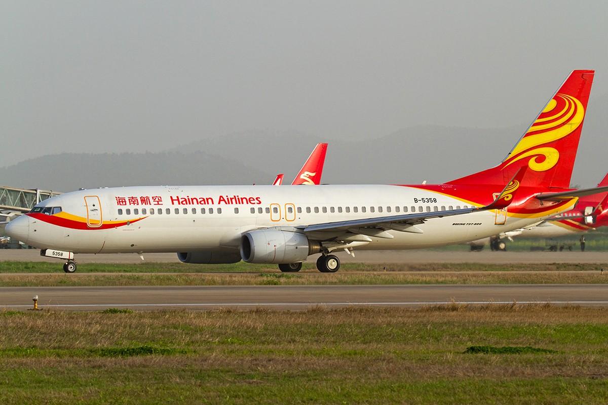 Re:[原创]【BLDDQ】******拿飞机做背景拍飞机,很帅的****** BOEING 737-800 B-5359 中国南京禄口机场