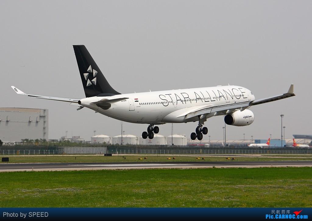 """Re:[原创]""""众里寻她千百度,蓦然回首那人却在灯火阑珊处""""-埃及星星的故事 AIRBUS A330-200 SU-GCK 中国北京首都机场"""
