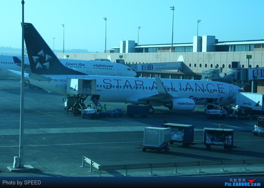 """Re:[原创]""""众里寻她千百度,蓦然回首那人却在灯火阑珊处""""-埃及星星的故事 BOEING 737-800 SU-GCG 埃及开罗机场"""