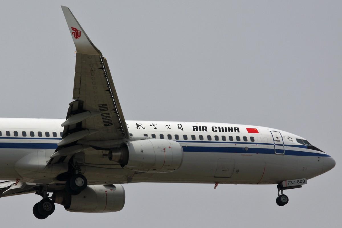 Re:[原创]<绝世痴飞>国航绝对主力机型733/737/738当然NG的还有小姨哦! BOEING 737-800 B-5341 中国北京首都机场