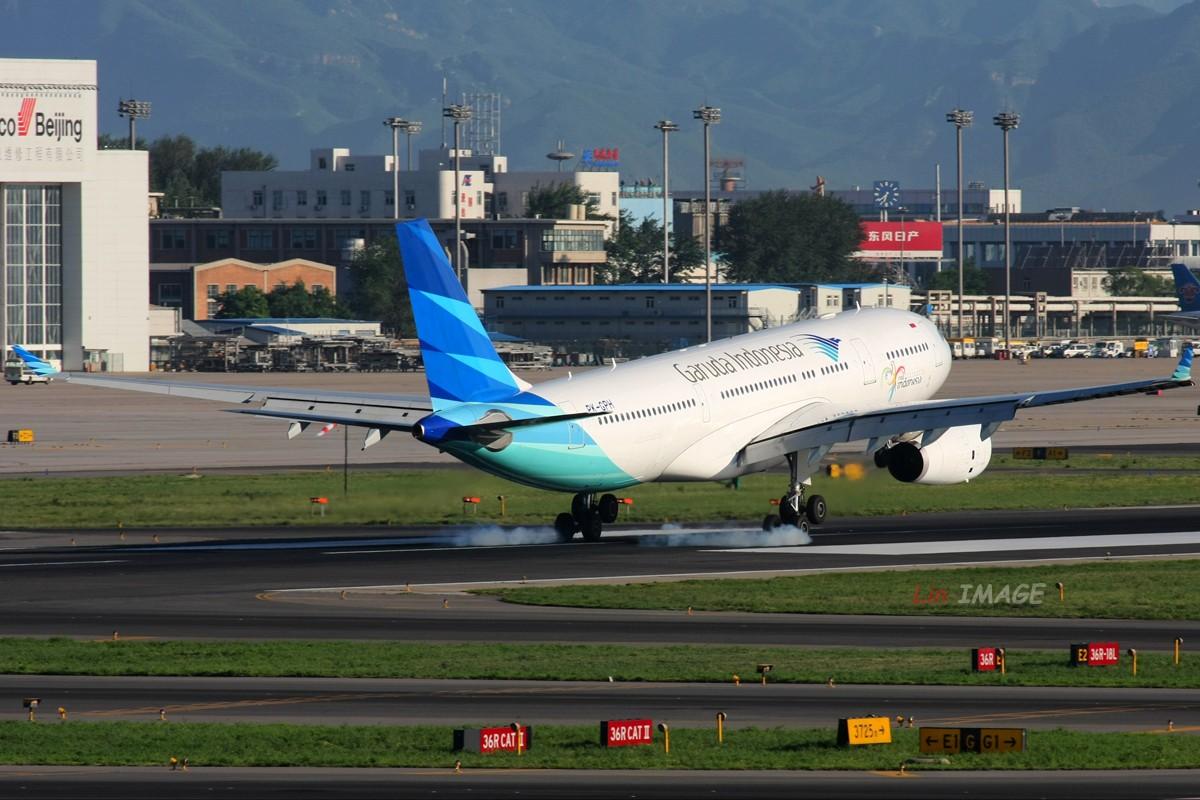 Re:[原创]【BLDDQ】<老林制造>十图计划系列,光线不再柔和 AIRBUS A330-200 PK-GPH 中国北京首都机场