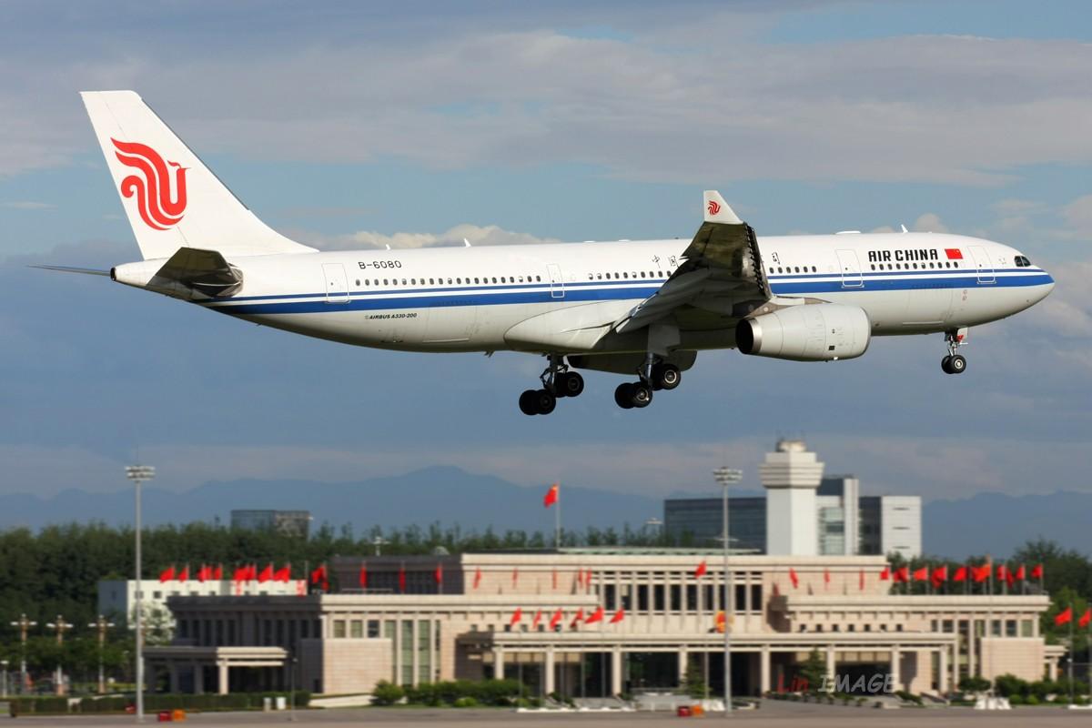 Re:[原创]【BLDDQ】<老林制造>十图计划系列,光线不再柔和 AIRBUS A330-200 B-6080 中国北京首都机场