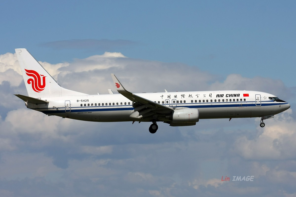 Re:[原创]【BLDDQ】<老林制造>十图计划系列,光线不再柔和 BOEING 737-800 B-5425 中国北京首都机场