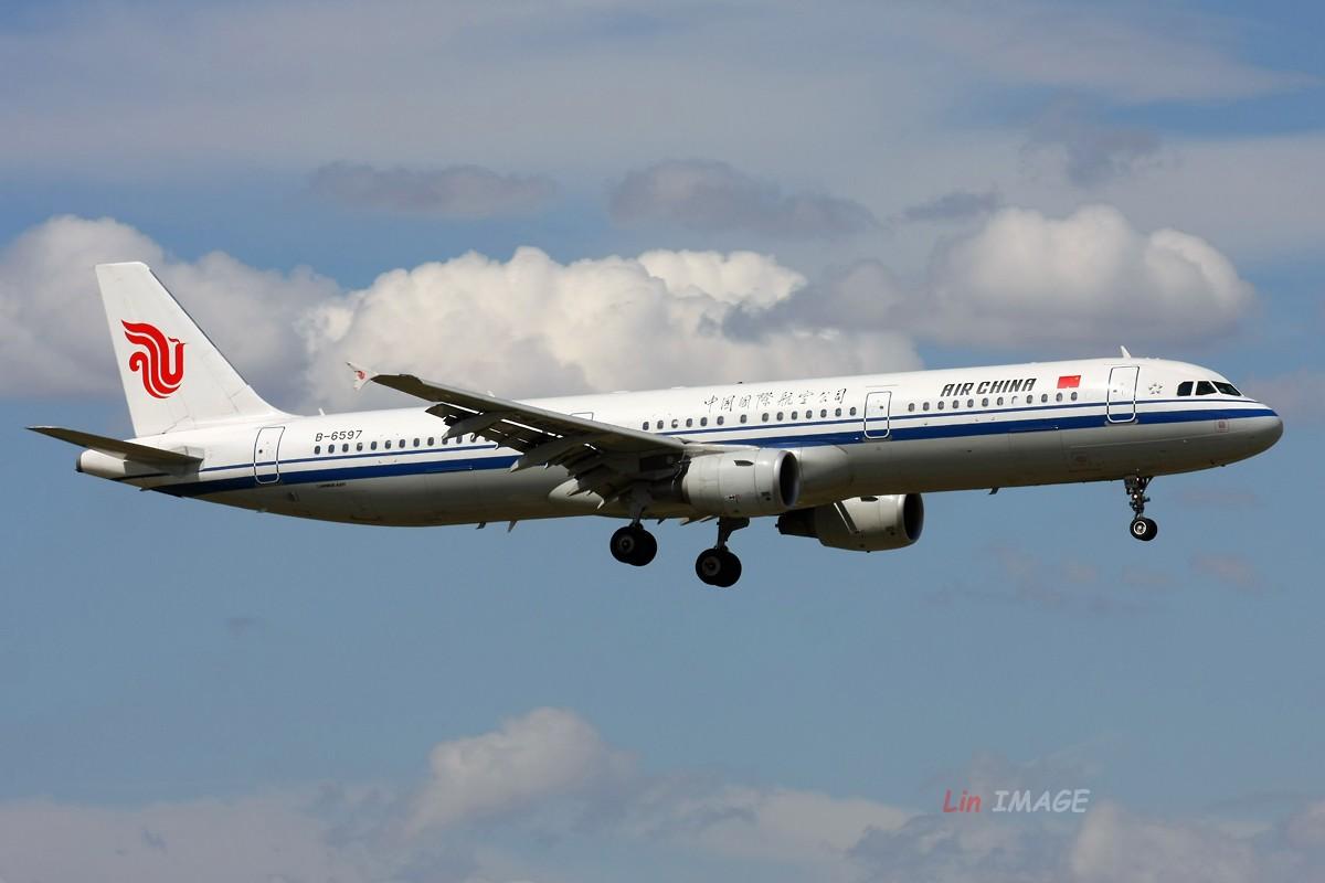 Re:[原创]【BLDDQ】<老林制造>十图计划系列,光线不再柔和 AIRBUS A321 B-6597 中国北京首都机场