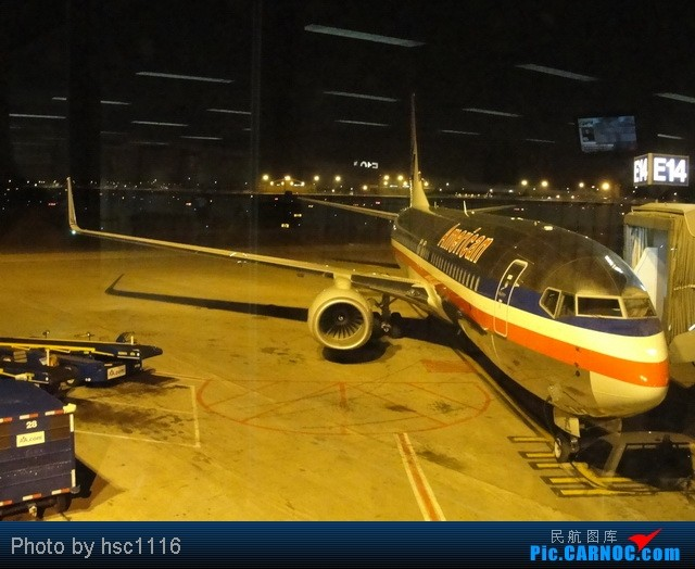 Re:[原创]MSP-ORD-PEK签转到PVG 失望的AA之旅 BOEING 737-800