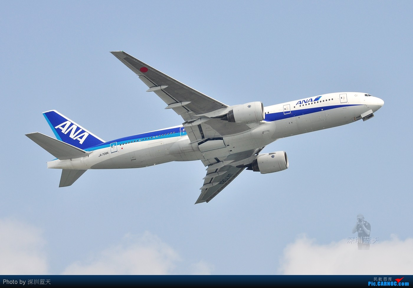 Re:[原创]【深圳飞友会】香港拍机系列三——天气好了,拍飞机就自然淡定了,拍机天堂之777系列篇! BOEING 777-200ER JA708A 中国香港赤鱲角国际机场